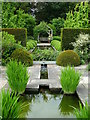 SJ6229 : The Rill Garden by Roy Haworth