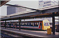 SU7173 : Reading station in the Network SouthEast era by Stephen Craven