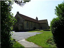 TQ4563 : St mary's from the north-west by Basher Eyre