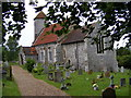 TG1508 : St.Mary & St.Walstan Church by Geographer