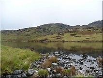 NR5585 : Loch Fada Cul a'Chruib by Andrew Spenceley