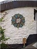 SX4368 : Ceramic plaque, Calstock by Derek Harper