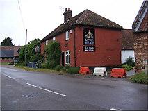 TG1508 : Kings Head Public House, Hart's Lane, Bawburgh by Geographer