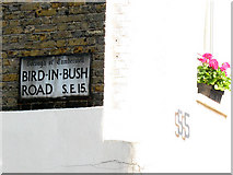 TQ3477 : Bird-in-Bush Road, Peckham by Stephen Craven
