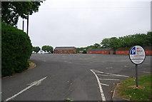 TA0390 : Burniston Rd car park by N Chadwick