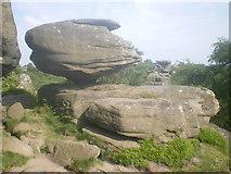 SE2064 : Brimham Rocks by Tom Howard