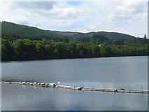 NN9357 : Loch Faskally from the dam by James Denham