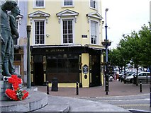 W7966 : Mauretania Bar, Casement Square, Cobh by Mac McCarron