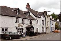SO2956 : Royal Oak Inn, Kington by Philip Pankhurst