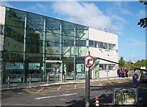 J0407 : Bus Eireann Station, Long Walk, Dundalk by Eric Jones