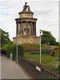 NT2674 : Burns Monument by David Dixon