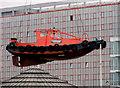 J3474 : Crane and Beaver boat, Belfast (4 of  6) by Albert Bridge