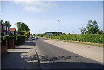 TA0390 : Burniston Rd (A165) heading north by N Chadwick