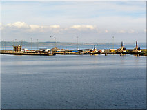 NT2677 : Port of Leith, Western Harbour by David Dixon
