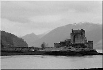 NG8825 : Eilean Donan Castle by Peter Moore