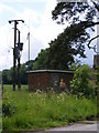 TM2368 : Water Pumping  Station, Worlingworth by Adrian Cable