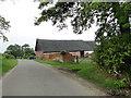 TM5084 : Church Farm, Benacre by Adrian S Pye
