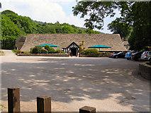 SD6314 : Rivington Hall Barn by David Dixon