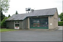 NY3704 : Ambleside fire station by Kevin Hale