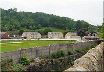 SD9321 : Walsden Cricket & Bowling Club by Gerald England