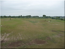 SZ1394 : Bournemouth : Iford Golf Centre - Driving Range by Lewis Clarke