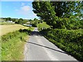 C2326 : Road at Glentidaly by Kenneth  Allen