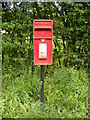 TM2364 : Town Corner Postbox by Adrian Cable