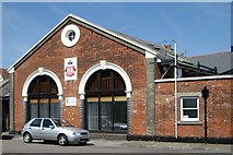TM2632 : Harwich old fire station by Kevin Hale