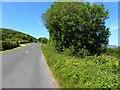 C2933 : Road at Lehardan by Kenneth  Allen