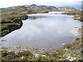 NG1693 : Loch Harmasaig by John Ferguson