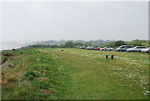 TA1281 : The Wolds Way, Filey Country Park by N Chadwick