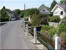 ST6601 : Cerne Abbas, Duck Street by Mike Faherty