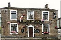 SD9321 : Border Rose Inn by Gerald England