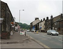 SD9321 : Rochdale Road, Walsden by Gerald England