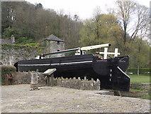 SX4268 : Cotehele Quay, nr. Saltash, Cornwall by Graham Hogg