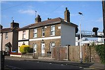 TQ3266 : Croydon:  57 Cross Road by Dr Neil Clifton
