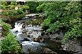 SD5299 : The River Sprint at Garnett Bridge by Nigel Brown