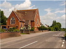 ST7010 : Holwell: a former chapel by Chris Downer