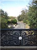 TA1181 : Ravine Road from Church Bridge - north west by John S Turner