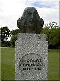 SJ7971 : Statue of Copernicus by Neil Owen