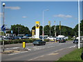 TQ5257 : Renault Dealership, Otford Road by Oast House Archive