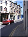 X0498 : Looking north-east along Main Street, Lismore/Lios Mor by Mac McCarron