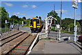 TM0190 : East Midlands 158 866 Speeds through Eccles Road by Ashley Dace