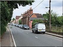 TL8422 : West Street, Coggeshall by PAUL FARMER