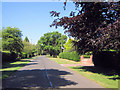 SJ8064 : West on Brereton Heath Lane by Jonathan Kington
