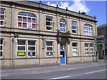 """SD8432 : """"East Lancashire Voluntary Services Resource Centre"""" 62-64 Yorkshire Street, Burnley, Lancashire by robert wade"""