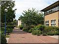 TR1557 : Christ Church University campus (1) by Stephen Craven