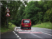 SJ3777 : Rivacre Road, Overpool by John Brightley