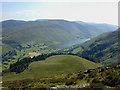 SH7312 : View over Moelfryn by Nigel Brown