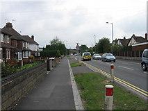 SJ9220 : Rickerscote Road, Stafford by Alex McGregor